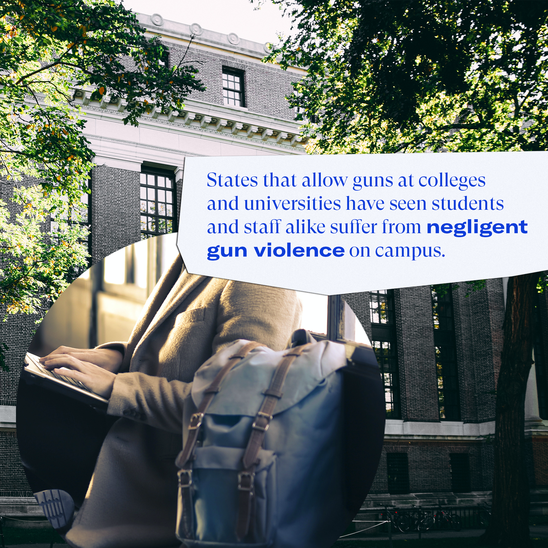Violence on college campuses
